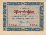 20 Heller (Ostermiething) – reverse