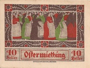 40 Heller (Ostermiething) -  obverse