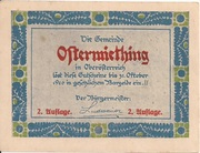 40 Heller (Ostermiething) -  reverse