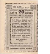 20 Heller (Osternach) -  obverse