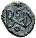 2½ Nummi - Baduila / In the name of Zeno, 476-491 (Ticinum) – reverse