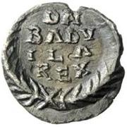 ½ Siliqua - Baduila / In the name of Anastasius I, 491-518 (Ticinum) – reverse