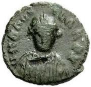 10 Nummi - Baduila (Rome) – obverse