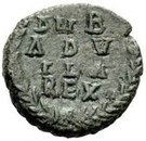 10 Nummi - Baduila (Rome) – reverse
