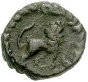 2½ Nummi - Baduila (Rome) – reverse