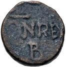 2½ Nummi - Baduila / In the name of Anastasius I, 491-518 (Ticinum) – reverse