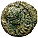 10 Nummi - Witigis (Ravenna) – obverse