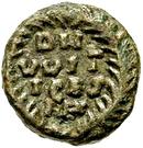 10 Nummi - Witigis (Ravenna) – reverse