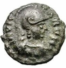 5 Nummi - Athalaric (Rome) – obverse