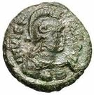 10 Nummi - Athalaric (Rome) – obverse