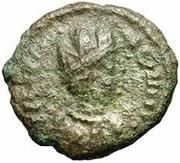 5 Nummi - Theoderic (Ravenna) – obverse