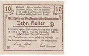 10 Heller (Ottensheim) -  obverse