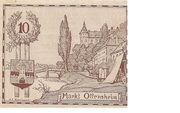 10 Heller (Ottensheim) -  reverse