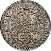 1 Thaler - Ferdinand II (Ludwig Eberhard) – obverse