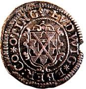 2 Kreuzer - Ludwig Eberhard (Ferdinand II) – obverse