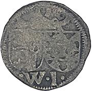 1 Pfennig - Wolfgang I. and Joachim – obverse