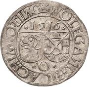 1 Batzen - Wolfgang I. and Joachim – obverse