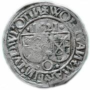 1 Batzen - Wolfgang I., Martin and Ludwig XIV. – obverse