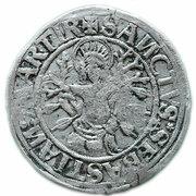 1 Batzen - Wolfgang I., Martin and Ludwig XIV. – reverse