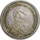 1 Thaler - Johann Aloys I – obverse