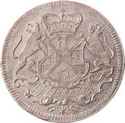 12 Kreuzer - Johann Aloys I. – obverse