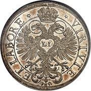 1 Thaler - Wolfgang IV – reverse