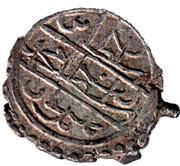 Akce - Muhammad b. Bayazid /Mehmed I/ (816 AH/1413) – obverse