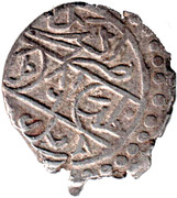 Akce - Muhammad b. Bayazid /Mehmed I/ (816 AH/1413) – reverse