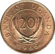 20 Cents – obverse