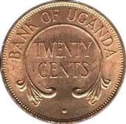 20 Cents – reverse