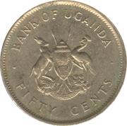 50 Cents -  obverse