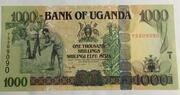 1,000 New Shillings – obverse