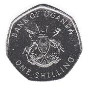 1 Shilling (Unissued) – obverse