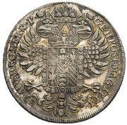 ½ Thaler - Johann Wenzel -  reverse