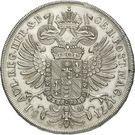1 Thaler - Johann Wenzel – reverse