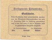 10 Heller (Pabneukirchen) -  reverse