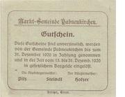20 Heller (Pabneukirchen) -  reverse
