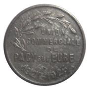 10 Centimes (Pacy sur Eure) – obverse