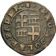 6 Pfennig - Theodor Adolf von der Recke – obverse