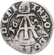 2 Mariengroschen - Theodor Adolf von der Recke – obverse