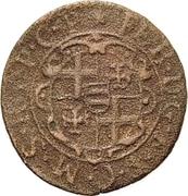 1 Pfennig - Ferdinand II. von Fürstenberg – obverse