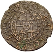 3 Pfennig - Ferdinand II. von Fürstenberg – obverse