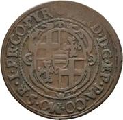 6 pfennig - Ferdinand II. von Fürstenberg – obverse