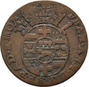 3 Pfennig - Franz Arnold von Metternich – obverse