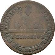 6 Pfennig (Sede Vacante) – obverse