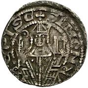 1 Pfennig - Simon I. zur Lippe – obverse
