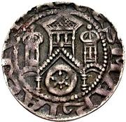 1 Pfennig - Simon I. zur Lippe – reverse