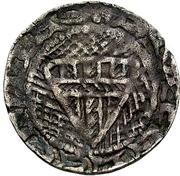 1 Pfennig - Bernhard IV. zur Lippe – reverse