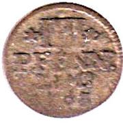 4 Pfennig - Wilhelm Anton von Asseburg – reverse