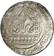 1 Pfennig - Simon I. zur Lippe (Warburg) – reverse